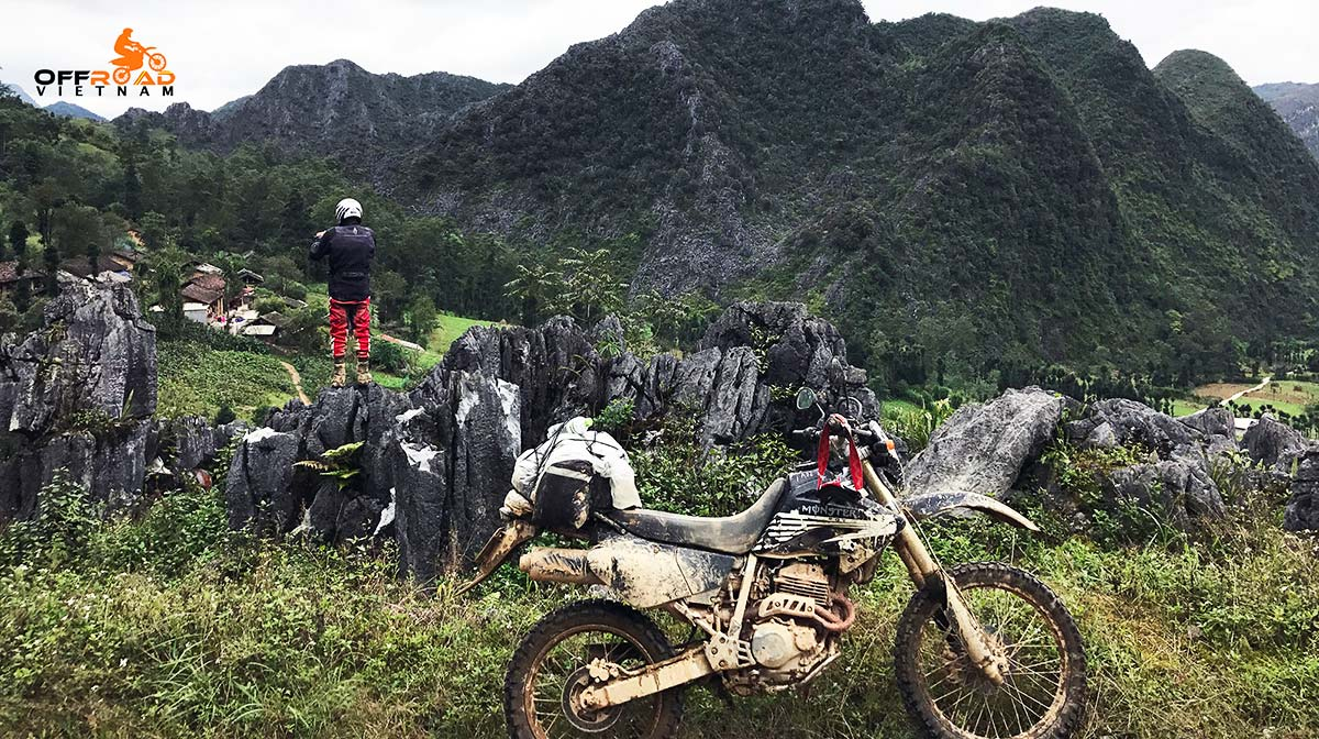 Vietnam Motorcycle Motorbike Tours - Great North Ride: Ha Giang motorcycling