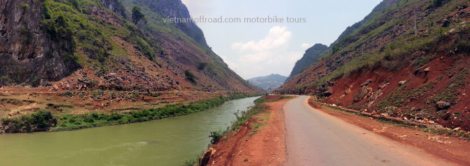 Vietnam Motorcycle Motorbike Tours, Our Business: Ha Giang province. North Vietnam motorcycle tour, motorbike tour, scooter holiday