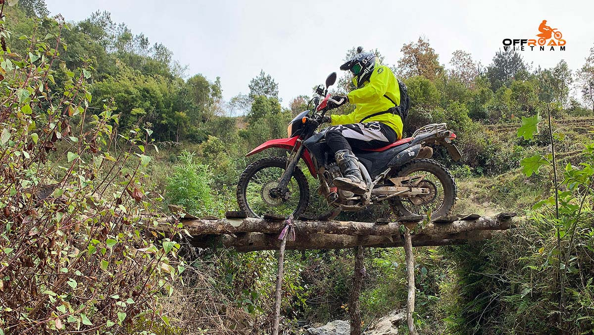 Customize your motorbike trip to your needs and expectations