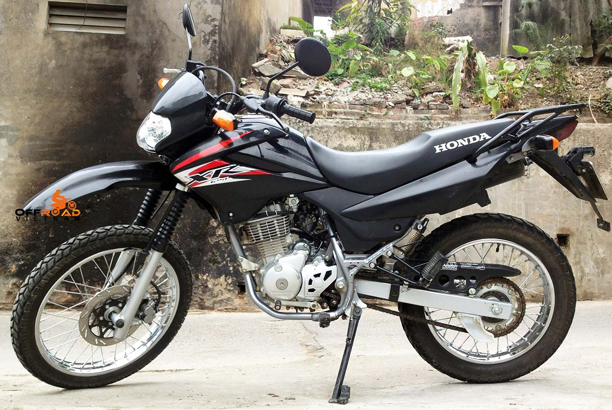 Vietnam Motorcycle Motorbike Tours - Bike Fleet. Honda XR125L