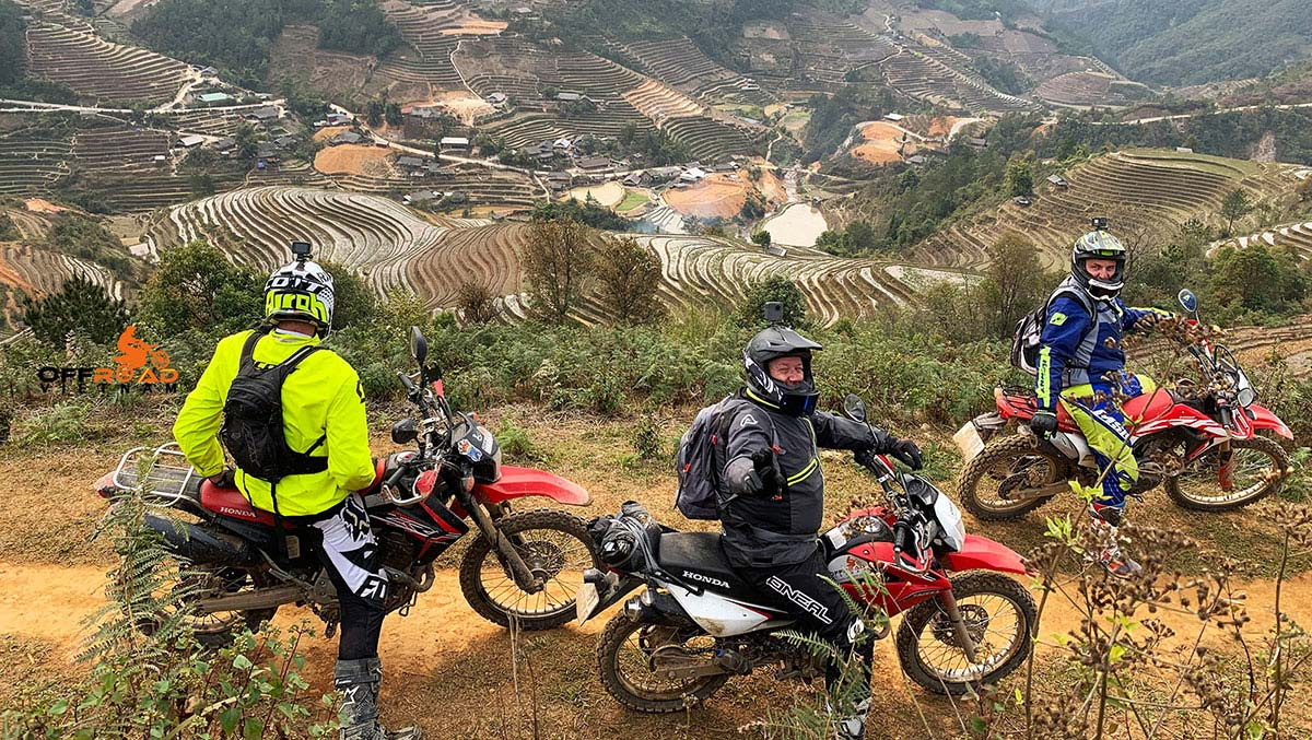 Vietnam Motorcycle Motorbike Tours - Photos Of Vietnam Motorbike Tours