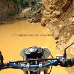 Dirt biking through Northeast Vietnam with Vietnam Motorcycle Motorbike Tours