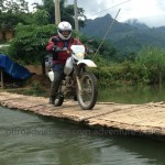 Motorbiking Northeast Vietnam in hot and rainy season