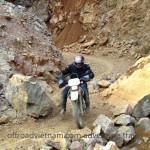 Dirt bike travel in Northeast Vietnam with Offroad Vietnam motorbike tours