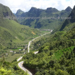 Motorbiking Ha Giang snake ways and Northeast Vietnam with Vietnam Motorcycle Motorbike Tours
