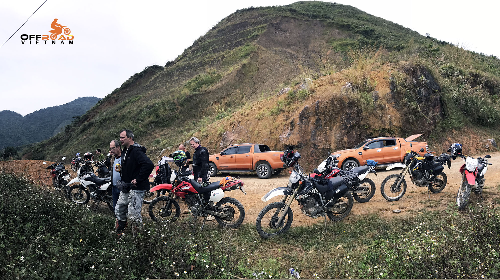 Vietnam Motorcycle Motorbike Tours provide wonderful guided motorbike tours and super reliable motorcycle rentals in Hanoi by Japanese Honda 50-250cc.